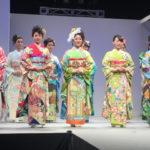 """""""IMAGINE ONE WORLD in Kimono Salone""""04"""