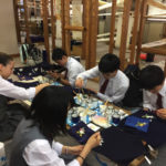 Observation Study Tour: the students came from Yoshinari Junior High School, Sendai Prefecture01